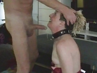 Big cock enters tight throat of a gorgeous young girl