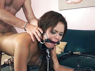 Cheating Asian wife gets totally dominated by her hung husband