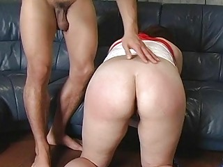 Adrenalizing babe with a nice booty gets humiliated by cock