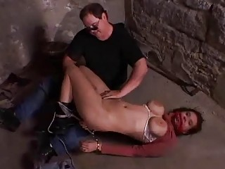 Hot nurse gets tortured and toyed super hard BDSM porn