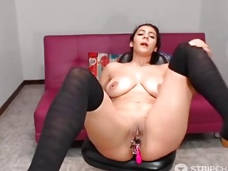 Solo girls love BDSM and having fun on their webcam