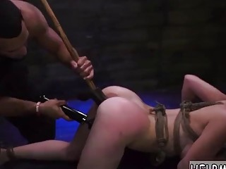 Teenager is dominated as her pussy is fisted and toyed