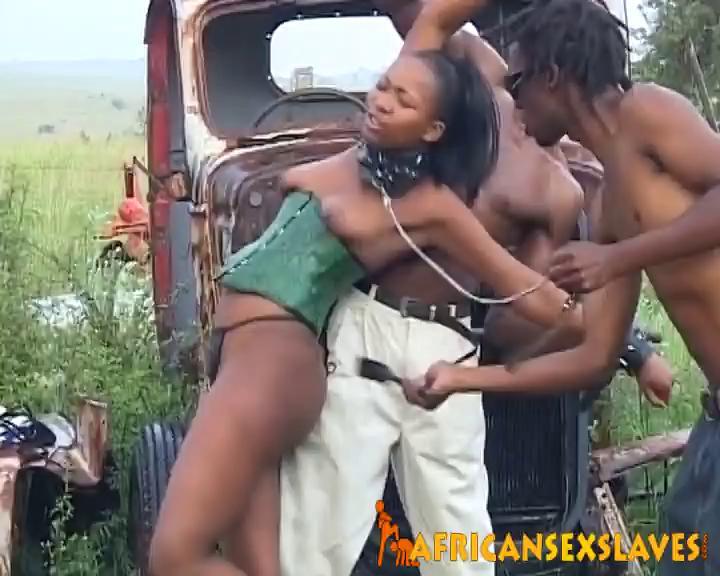 Black Girl Double Teamed
